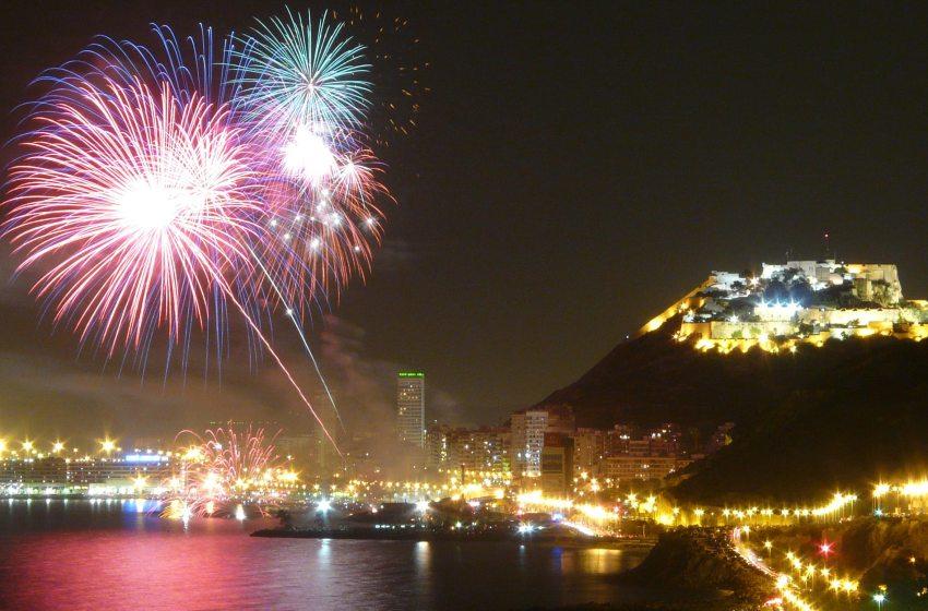 La Diputación de Alicante respalda al sector pirotécnico de la provincia impulsando el disparo de cinco castillos el Día de la Constitución