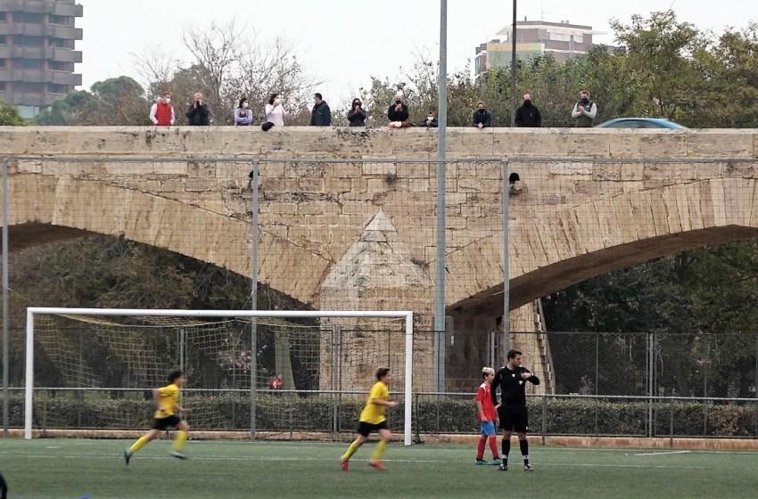 Valencia aplicará la nueva regulación en materia deportiva en la que se permitirá la entrada del 30% del aforo o el límite de 150 personas