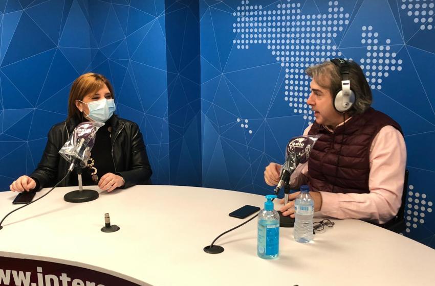 """Isabel Bonig en El Intercafé: """"Puig debe dar datos veraces, no dar una falsa sensación de seguridad y mejorar la gestión tanto sanitaria como económica"""""""
