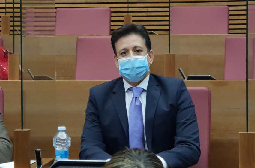 """JJ.Zaplana: """"Según el protocolo de Ximo Puig, el Consell va a tardar 5 años en tener vacunada todos los valencianos"""""""