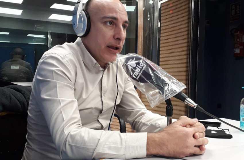 """Fernando del Molino en El Intercafé: """"Sin ayudas el sector del taxi no sobrevive porque trabajamos con pérdidas del 50%"""""""