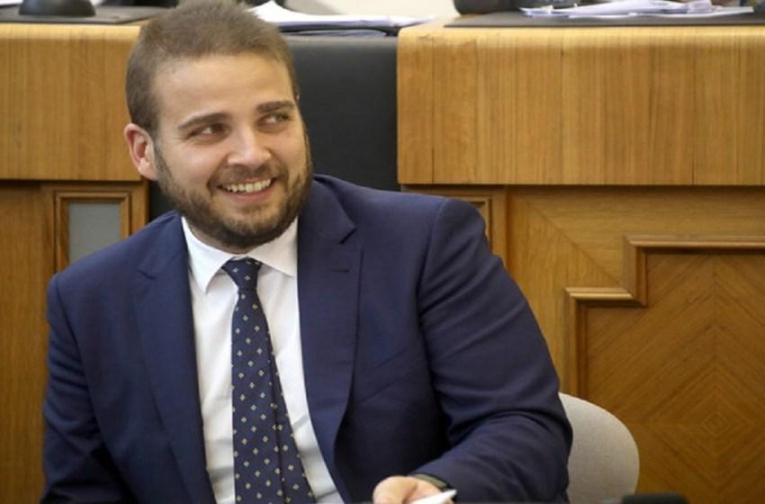 """Adrián Ballester en El Intercafé: """"Lo más rápido y efectivo para salvar a las empresas es una suspensión de impuestos y lo estamos proponiendo"""""""