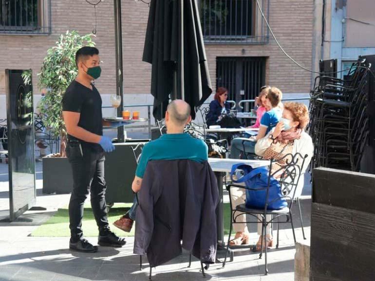 FEHV estima en un 40% la reapertura de locales de hostelería durante la primera semana de marzo