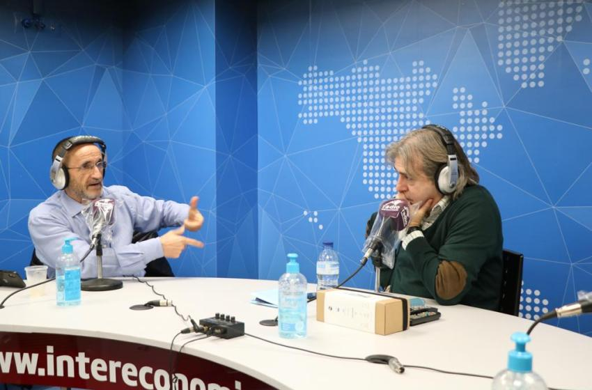 """Bartolomé Nofuentes en El Intercafé: """"Los fondos europeos tan solo llegarán si presentamos proyectos alineados con los ejes marcados por la UE"""""""