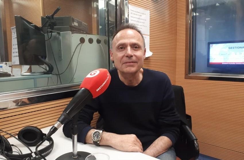 """Vicente Garrido en A Buenas Horas: """"No hay nada más humano que interesarse por un crimen"""""""