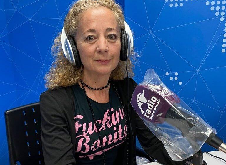 "Rosa Vázquez en A Buenas Horas: ""Las tinajas de barro logran realzar la viticultura del terreno"""