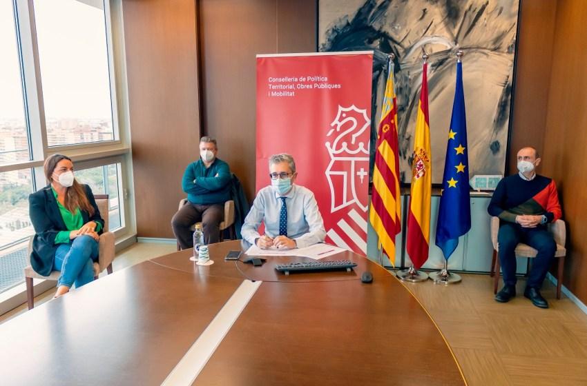 La Generalitat presenta el Plan de Mejora de Frecuencias de Metrovalencia con una inversión de 235 millones de euros