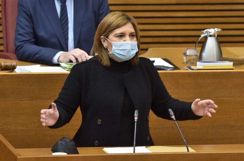 """Bonig pide a Puig """"contundencia y liderazgo"""" en la defensa del trasvase Tajo-Segura"""