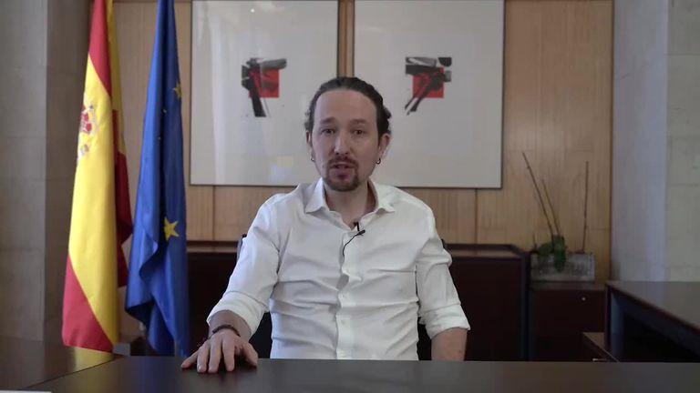 Pablo Iglesias deja la vicepresidencia del Gobierno y se presentará a la Comunidad de Madrid