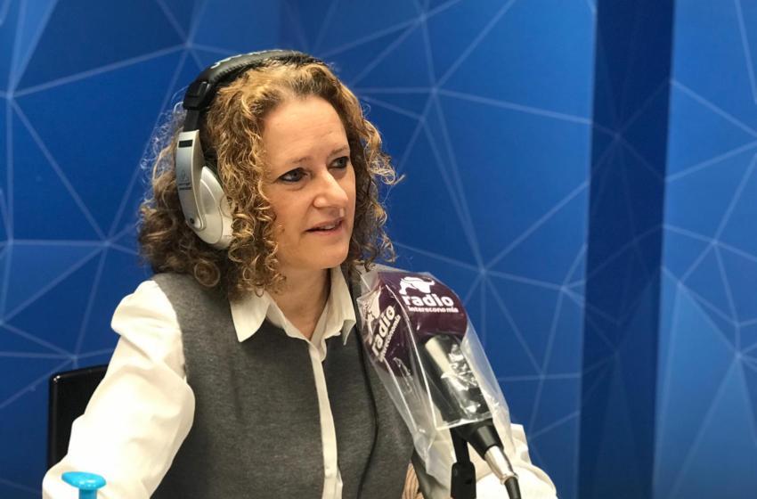 """Amparo Folgado en El Intercafé: """"El PP es el partido del pueblo y siempre tendrá la sede abierta para los vecinos de Torrent"""""""