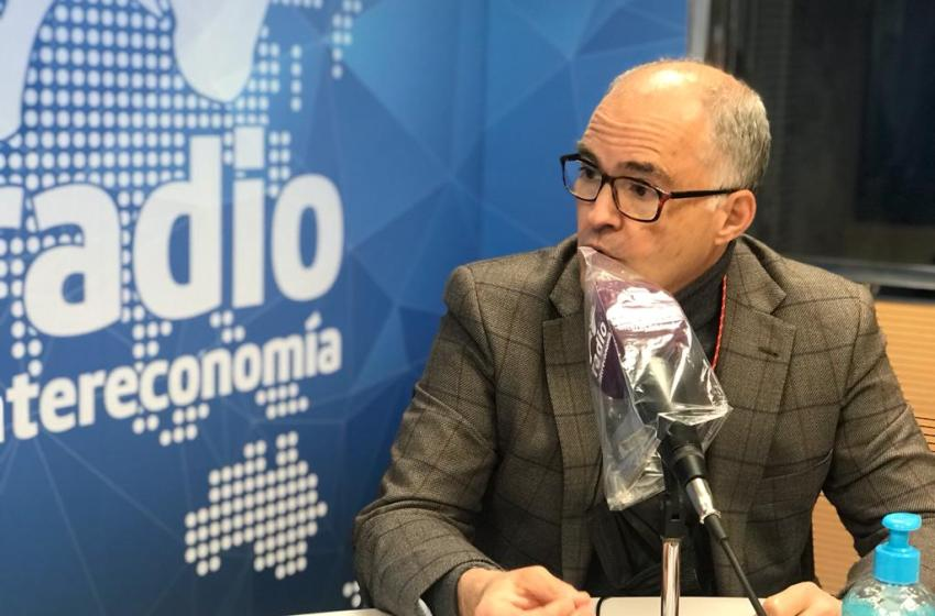 """Fernando de Rosa en El Intercafé: """"Hay que cerrar una candidatura para el congreso regional del PPCV, porque eso mostrará más unión de cara a las elecciones"""""""