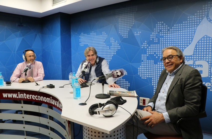 """Manolo Mata en El Intercafé: """"La responsabilidad política cambió con los actos de Zaplana"""""""