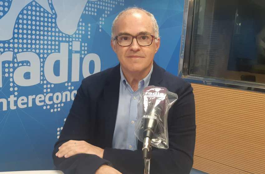 """Fernando de Rosa en El Intercafé: """"Ximo Puig es cómplice y responsable de cualquier declaración que se haga desde el Botànic"""""""