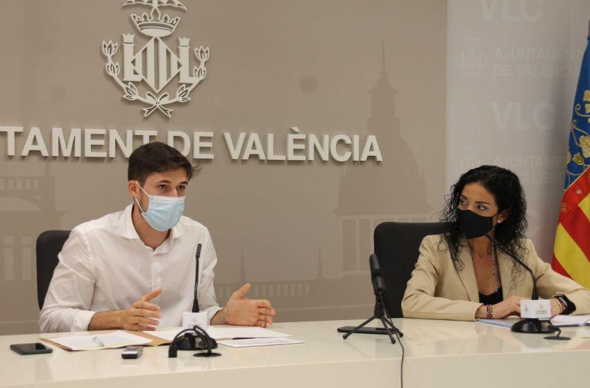 El embargo a las cuentas de personas deudoras que viven fuera de València se amplía al impago de tasas e impuestos