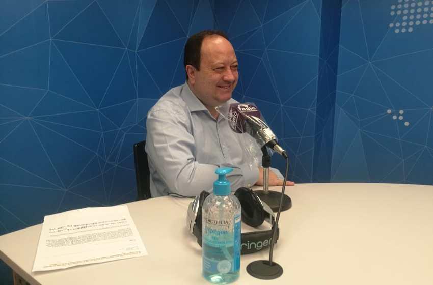 """Toni Milla en El Intercafé: """"En las ayudas anteriores sobró dinero y eso es una mala señal, debería faltar para sanear a todas las empresas"""""""