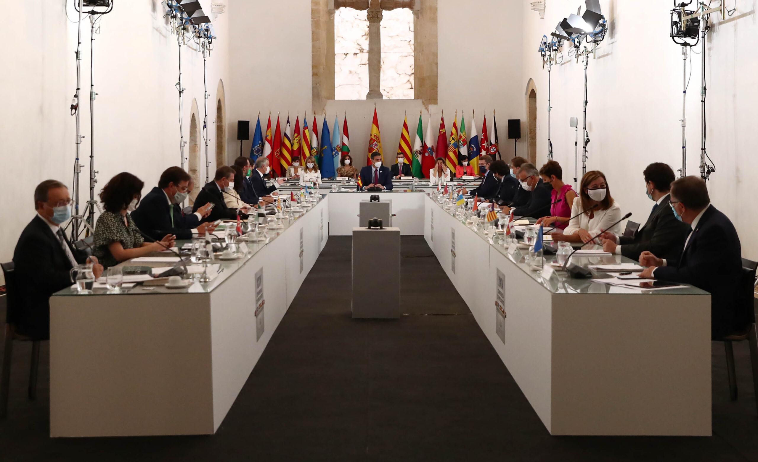 """Puig reivindica la necesidad """"inaplazable"""" de una nueva financiación, una fiscalidad justa y garantías de agua para todos los territorios"""