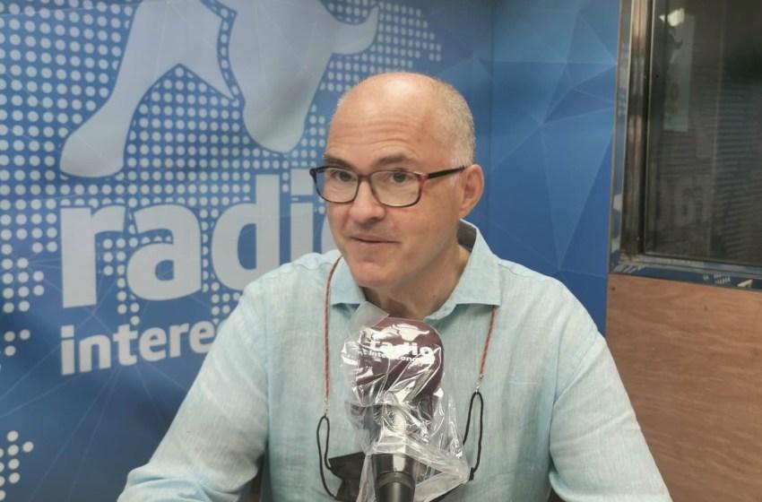 """Fernando de Rosa en El Intercafé: """"En la consellería de Justicia hay actos que indican que se están preparando los mecanismos para convocar elecciones"""""""