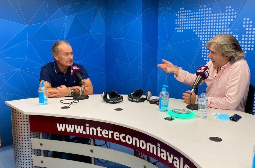 """Fernando Martínez en El Intercafé: """"No se debe financiar a las empresas zombi, tienen que presentar un concurso de acreedores"""""""