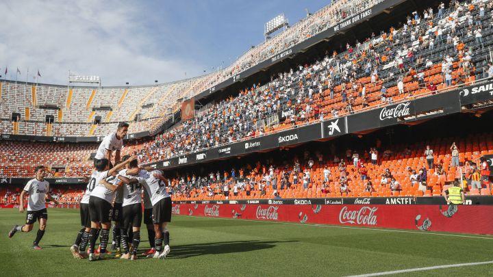 El Valencia CF anuncia una ampliación de capital