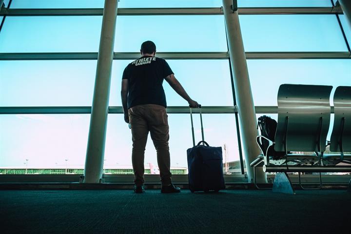 España recupera en septiembre más de la mitad de los pasajeros procedentes de aeropuertos internacionales previos a la pandemia
