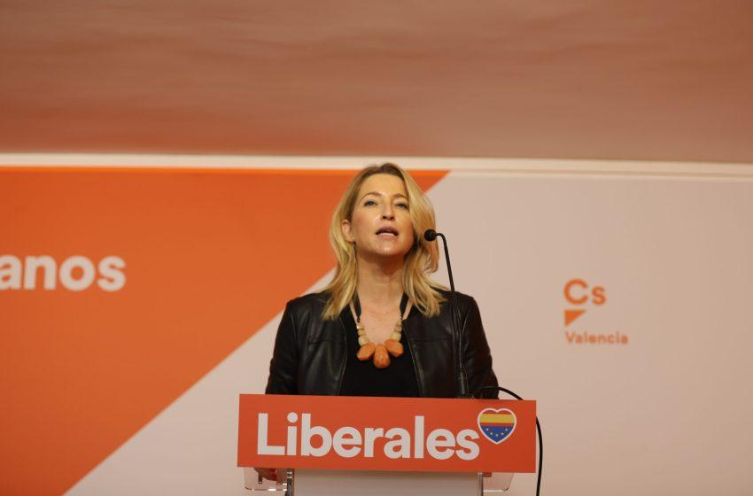 """Ciudadanos se cuestiona: """"¿Se puede confiar en el PP que ovacionó a Barberá en la Plaza de Toros?"""""""