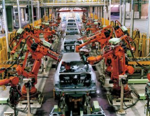 robotic_production_line robots