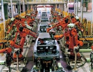 robotic_production_line robots