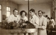 gruesome discovery 19th century medical students