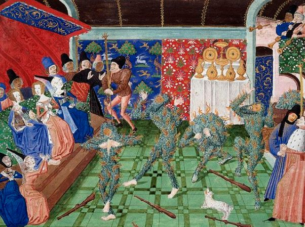 Dance of the Burning Men. King Charles VI and the Glass Delusion