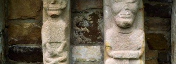 sheila na gig figures in Medieval Irish cursing