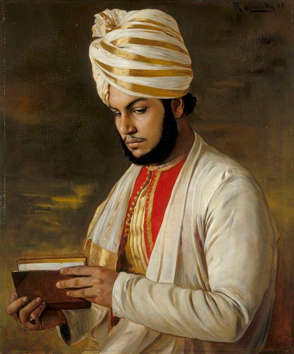 Abdul Karim, Queen Victoria's munshi