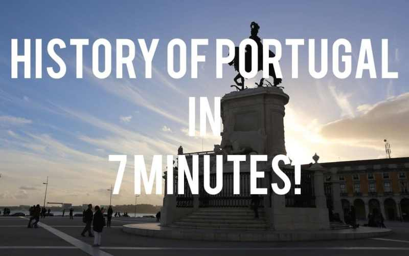 History of Portugal in 7 Minutes