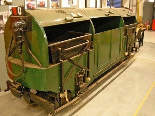 The Royal Mail Underground Railway