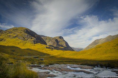 Glencoe Scotland Landscape