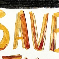 Save the date // camila oliveira fairclough