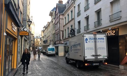 Commerces Rouen