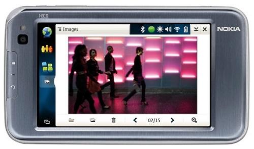 Nokia N810