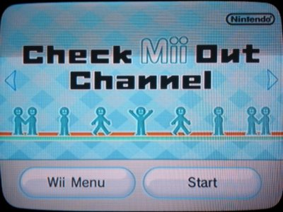 Check Mii Out!