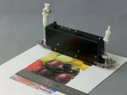 KJ4 Series, a cabeça de impressão rápida da Kyocera