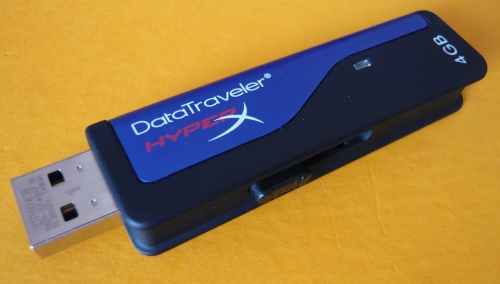 Kingston DataTraveler HyperX 4 GB