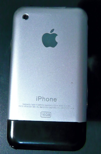 iphone de fabricante desconhecido
