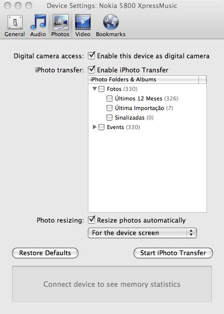 Nokia Multimedia Transfer: músicas do iTunes direto pro celular