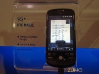 HTC Magic: interface Sense com 7 telas