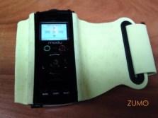 Modu: para esportes, prenda o celular no braço