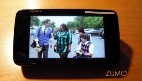 Media Player do N900: sim, DivX sem precisar converter.
