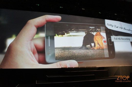 Samsung Galaxy S II também tem LOLCats