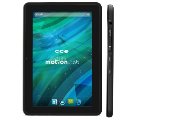 CCE Motion.Tab TD72G