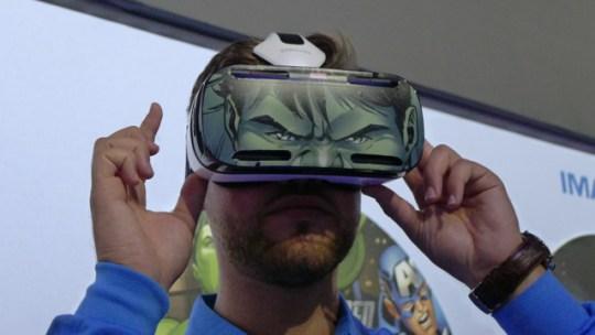 samsung galaxy gear VR  - 3