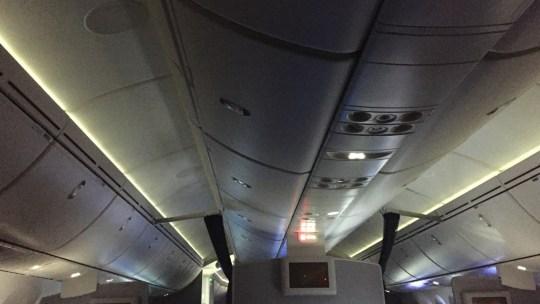 united 787  - 21