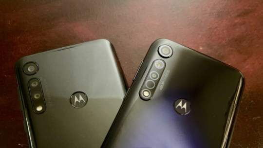 Moto G8 Play e Moto G8 Plus